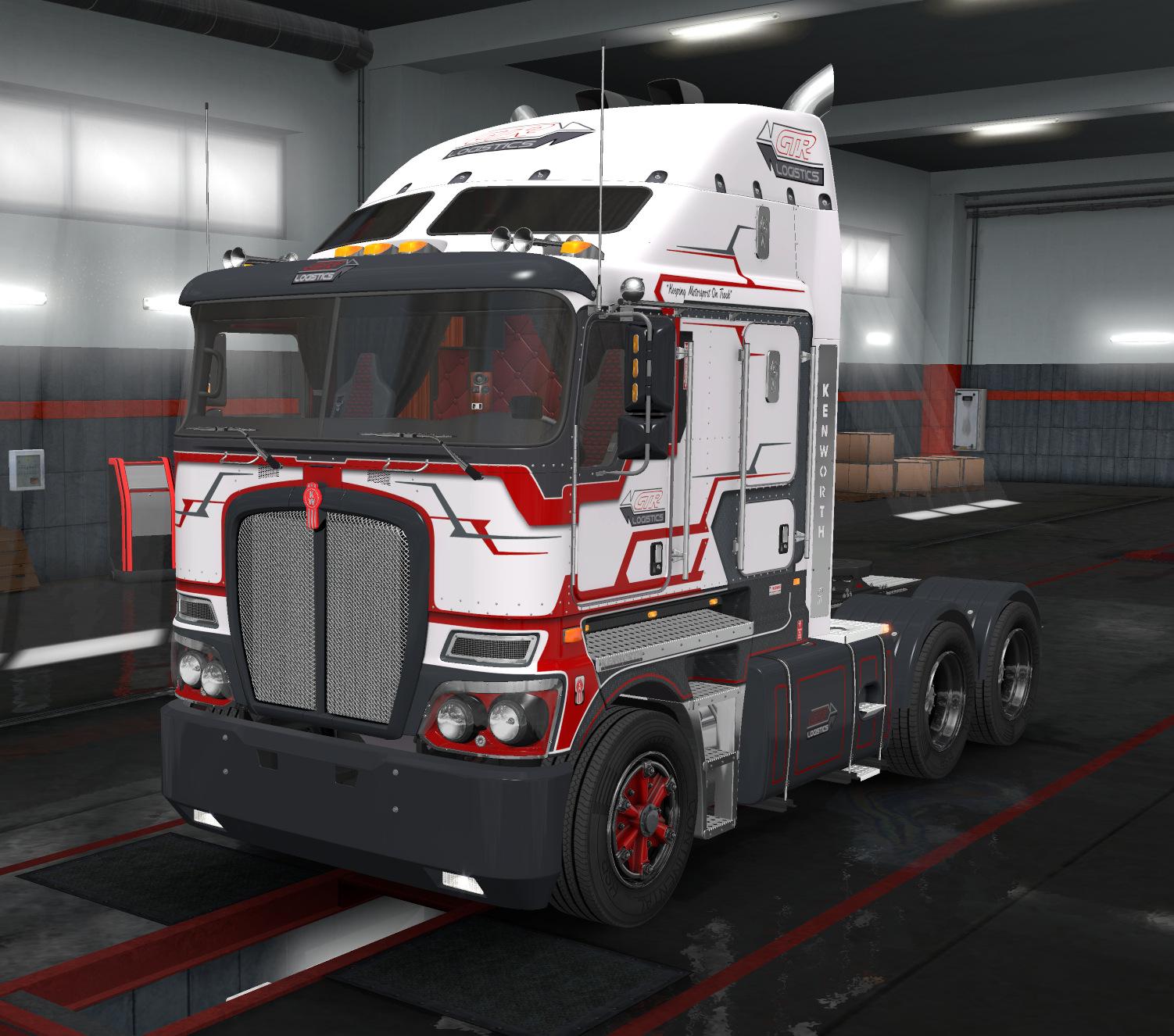 GTR Logistics Kenworth K200