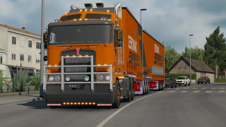 EURoad Express